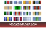 UNITED NATIONS RIBBONS